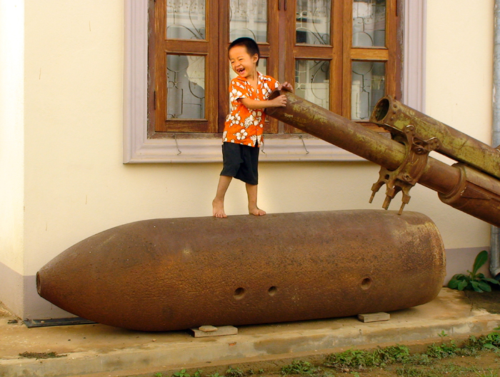 Grzesina: Happy Laos