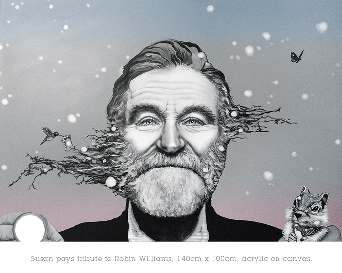 SusanneWeiss: Tribute to Robin Williams